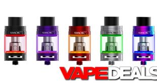 smok tfv8 big baby light