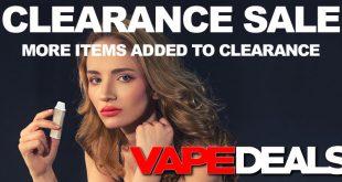 101vape clearance