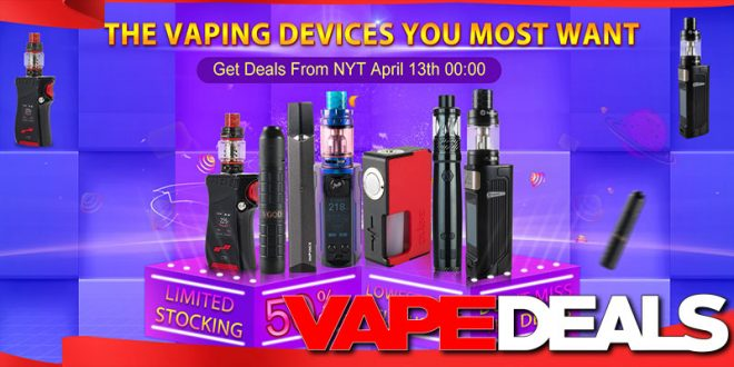 Vapesourcing coupon code