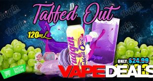 taffed out e-liquid