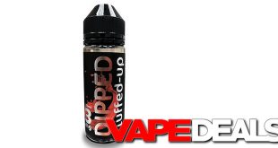 fluffed-up e-liquid