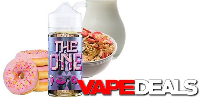 beard vape co the one