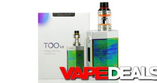 voopoo too starter kit