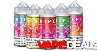 ripe collection e-liquid