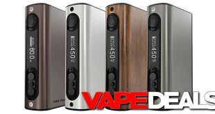 eleaf istick power