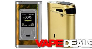 resin smok majesty box mod