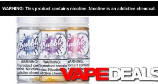 bubble factory e-liquid