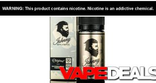 johnny applevapes