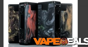 revenant cartel 160w box mod