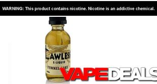 lawless e-liquid