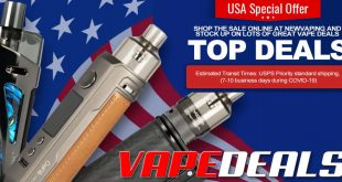 NewVaping USA Special Offer Sale