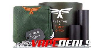 Aviator Mods G-Mod 60W Box Mod (USA) $51.00