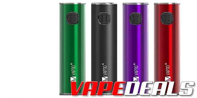 Vaptio X2 Paragon Tube Mod $5.99