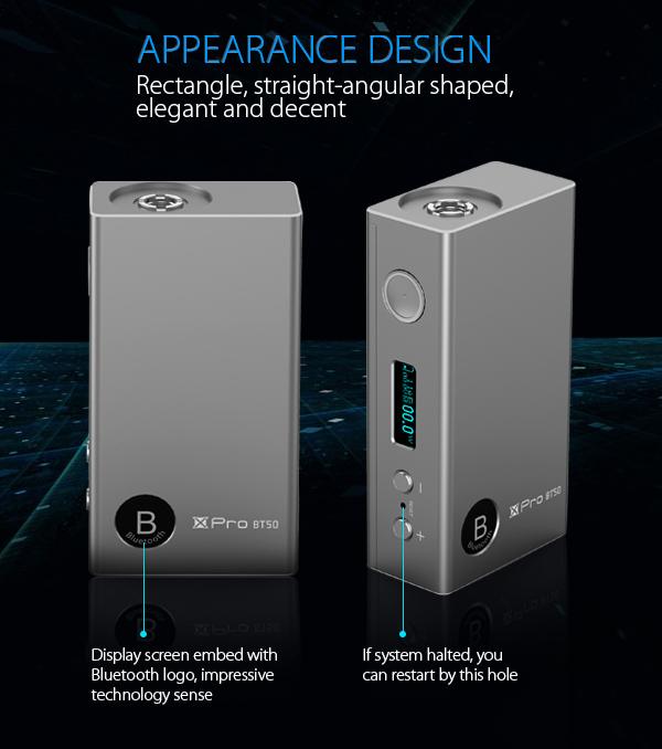 SMOK Xpro BT50 Box Mod Review | VAPE DEALS