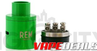 REMentry RDA by REM Creations BLOWOUT $0.50