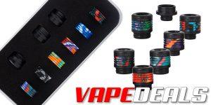 AVCT Drip Tip 12-in-1 Kit (Resin 510 / 810) $5.99