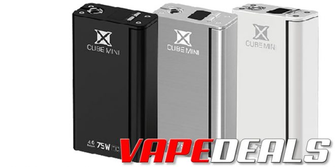 Smok X Cube Mini $8.99 (+ More Smok Mod Deals!)