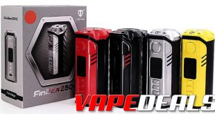 ThinkVape Finder DNA250C Mod (Free Shipping) $104.89