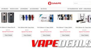 YiHi SXmini Box Mod Clearance Deals List $59.49+