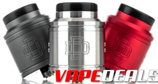 Augvape Druga 2 RDA (USA / In Stock) $27.00