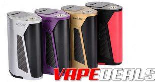 Smok GX350 Quad-18650 350W Box Mod $9.89