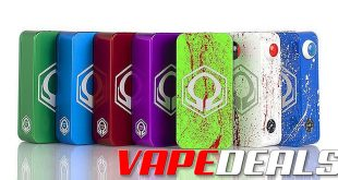HexOhm V3 Box Mod by Craving Vapor $154.95