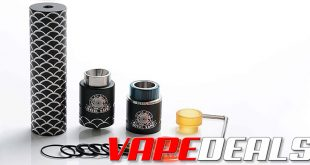 Steel Vape Sebone Mechanical Mod Kit $14.99