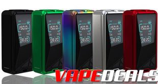 Eleaf Tessera 150W 3400mAh TC Box Mod $14.90