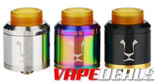 Kaees Aladdin RDA BLOWOUT (US Vendor) $5.00