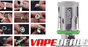 Wotofo SMRT Replacement Rebuildable Coil Kit $0.99