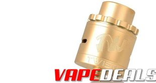 TM24 Pro Series RDA by Twisted Messes (USA) $22.50