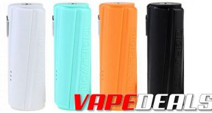 Digiflavor Helix VV Box Mod Clearance $4.31