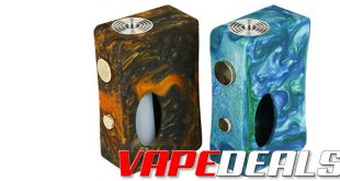 Aleader X-Drip Squonk Box Mod $10.40