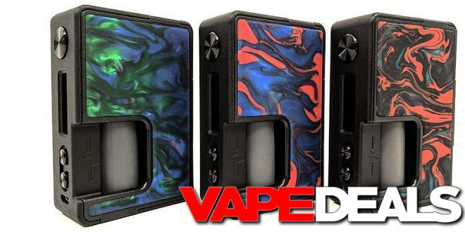 Vandy Vape Pulse 80W Squonking Mod $29 99 | VAPE DEALS