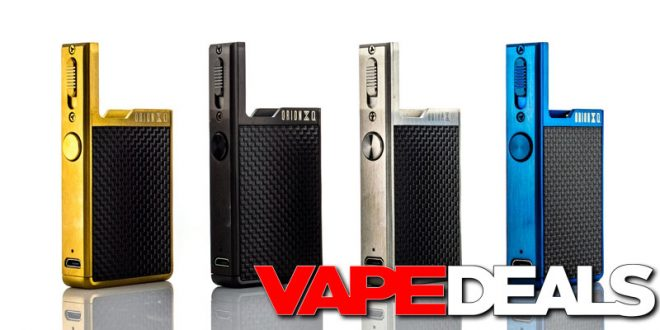 Lost Vape Orion Q Pod System (US Vendor) $18 90 | VAPE DEALS