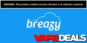 Breazy Labor Day 2020 Sale (30% Off All E-liquids!)