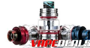 Smok TFV16 28mm Mesh Sub-Ohm Tank (USA) $15.26