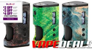 Ultroner Aether 80W Squonker (Free Shipping) $102.70