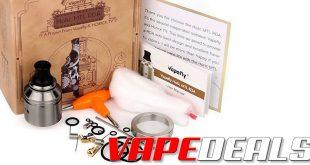 Vapefly Holic 22mm MTL RDA (Free Shipping) $10.22