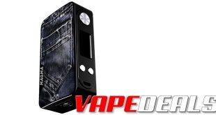 Famovape Magma Box Mod BOGO Free Sale $29.95