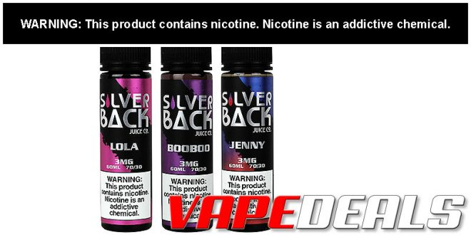 silverback juice co