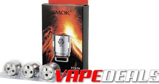 Smok TFV12 Coils Clearance (3-Pack) $3.99