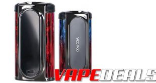 Voopoo VMate 200W Box Mod Clearance $11.25