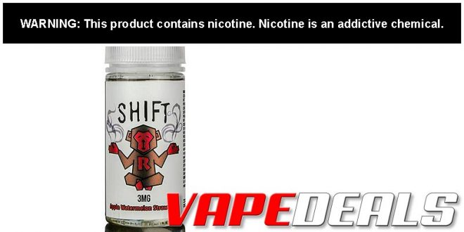 shift e-liquid