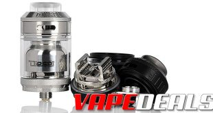 Timesvape Diesel RTA: US $33.21 | China $28.99