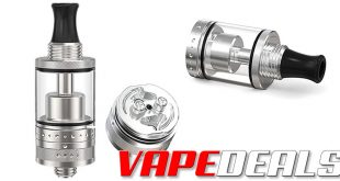 Ambition Mods Purity MTL RTA (Free Shipping) $28.95