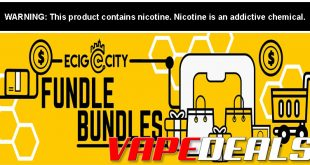 Ecig-City Fundle Bundle Hardware Deals $29.99