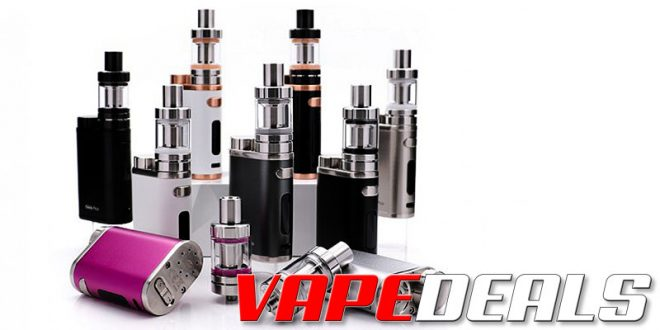 Eleaf iStick Pico 75W TC Starter Kit $18.47