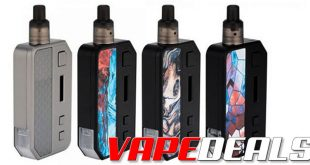 iPV V3 Mini Auto-Squonk Kit by Pioneer4You (US) $46.06