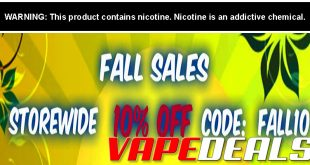 MyVPro Sitewide Flash Sale (10% Off Everything!)